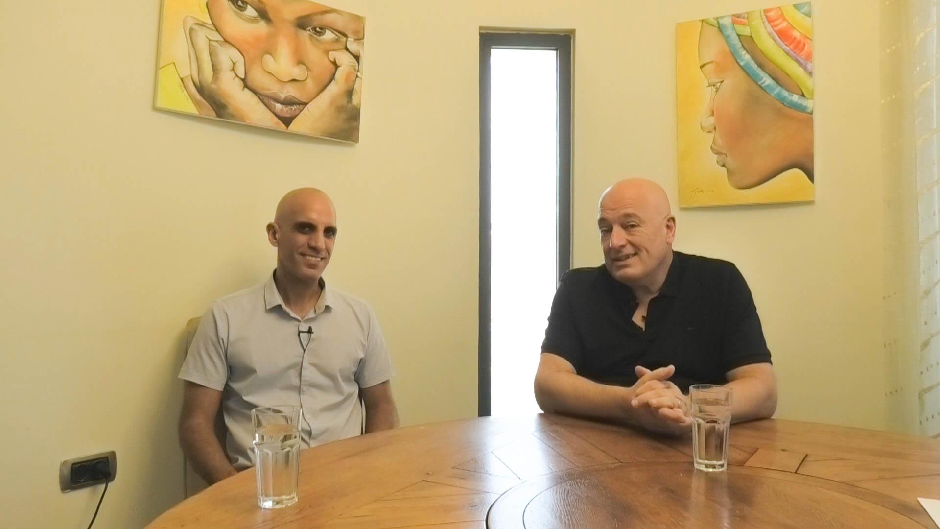 """מדברים נדל""""ן 22#-על כישלונות והצלחות ונדל""""ן כחול לבן, ראיון עם צחי קווטנסקי"""