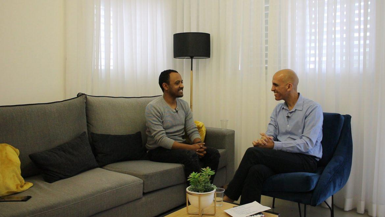 """מדברים נדל""""ן 14#- ראיון עם בן סולומון מיסד ומנכ""""ל ברוקר לנדל""""ן ומחבר רב המכר נדל""""ן לכולם"""