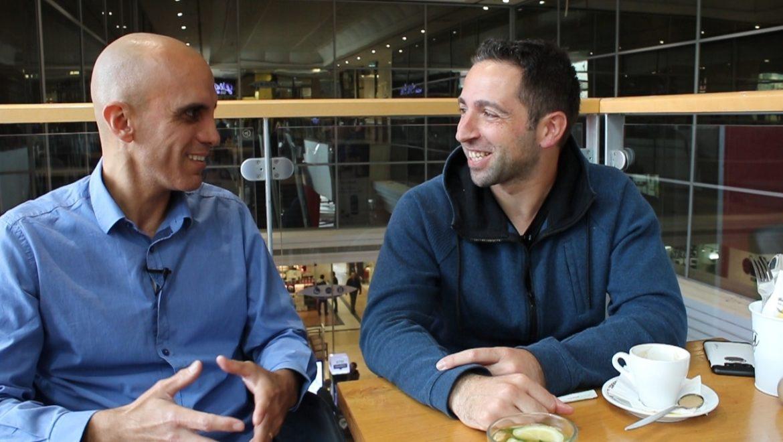 """מדברים נדל""""ן- ראיון עם גלעד בוזגלו מלך האקזיטים של קרית שומנה, על השקעות נדל""""ן"""